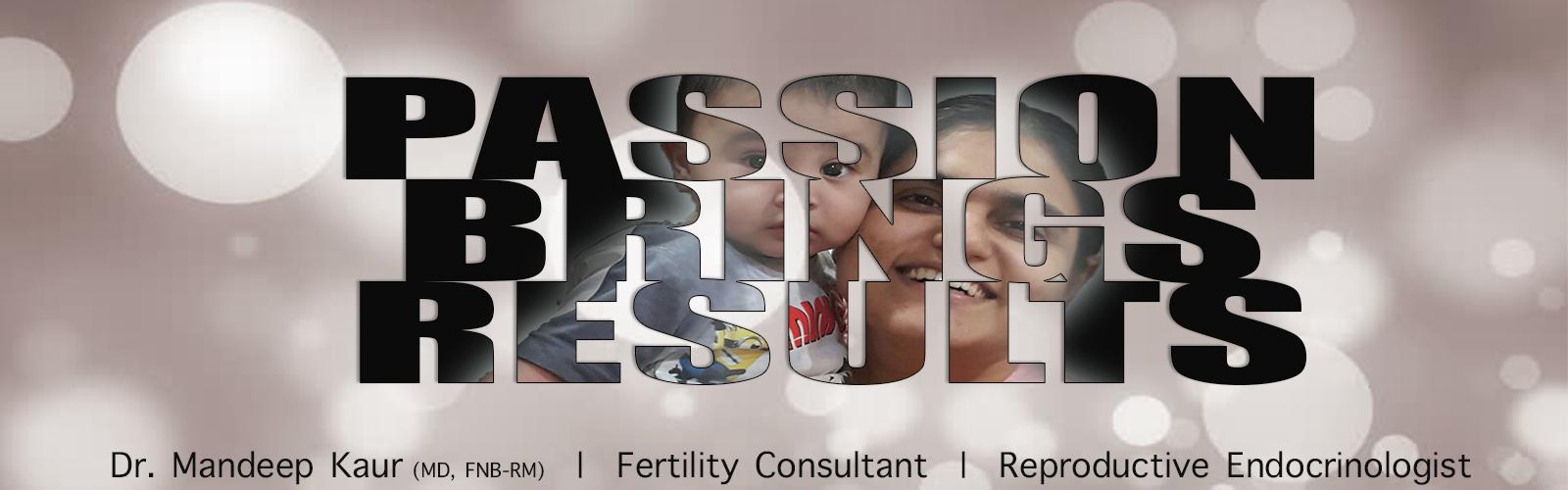 Dr. Mandeep Kaur Best infertility doctor jalandhar